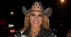 Chenae Shiner 2013 Miss Rodeo America
