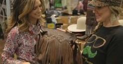 Cowgirl Corner: Jennifer Smith and Julie Christian show fringe at NRS