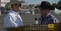 Cowboy Corral: 2013 Wrangler NFR Round 1 Bareback Riding