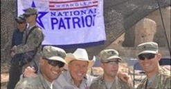 Wrangler National Patriot program supports wounded or fallen military