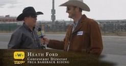Cowboy Corral: 2013 Wrangler NFR Round 3 Bareback Preview