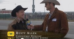 Cowboy Corral: 2013 Wrangler NFR Round 3 Saddle Bronc Preview