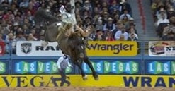 Round 3 Video Highlights: 2013 Wrangler National Finals Rodeo