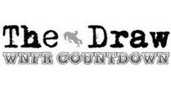 """The Draw"" Wrangler NFR Countdown Thursday 12/5"
