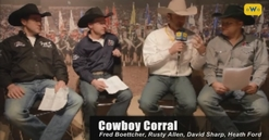 Cowboy Corral: 2013 Wrangler NFR Round 9 Preview