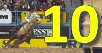 Round 10 Video Highlights: 2013 Wrangler National Finals Rodeo