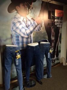Men's Advanced Comfort jeans