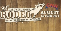 2014 Caldwell Night Rodeo Championship Round