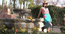 Behind the Scenes at Cowgirl Magazine's Spring Fashion Shoot