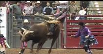 Fort Mojave Xtreme Bulls D2 Winning Ride