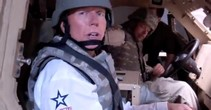 Military May: Cowboys and MRAP Training