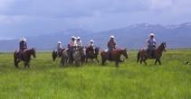 2014 Military May: American Mountain Cowboys