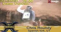 Kingman Xtreme Bulls Winner Chris Roundy