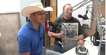 """""""Backflip Johnny"""" and Ray Cullison talk about Kingsmen Patriot Xtreme Bulls"""