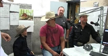 Rodeo Cowboys join Dan-O on Kingman Morning Show