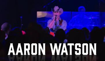 Aaron Watson S Inspiration For July In Cheyenne