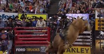 Monster Ride: J.B. Mauney puts up 94 points on Percolator (PBR)