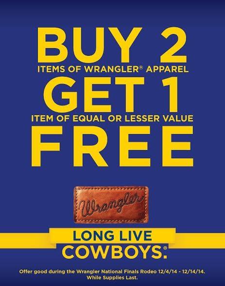 Wrangler Shopping blog 1