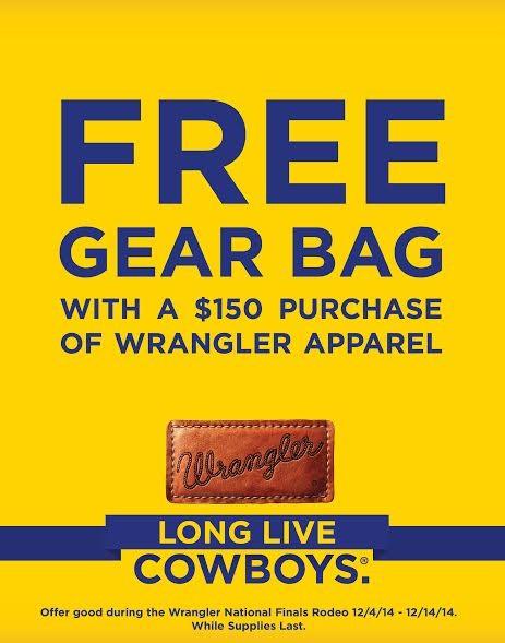 Wrangler Shopping blog 2