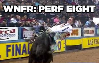 2014 Wrangler NFR – Round 8 Highlights