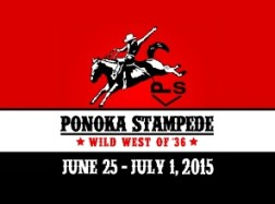 Ponoka Chuckwagons & Rodeo Showdown