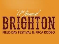 Brighton Field Day Rodeo 2nd Half