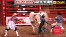 WEATHER GUARD® Save of the Night – San Antonio, Tuesday, February 24, 2015