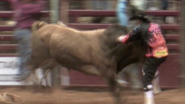 WEATHER GUARD® Save of the Night – Fort Mojave Xtreme Bulls, Saturday March 14, 2015