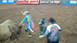 WEATHER GUARD® Save of the Night – RNCFR, Thursday March 26, 2015