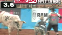 WEATHER GUARD® Save of the Night – RNCFR, Friday March 27, 2015
