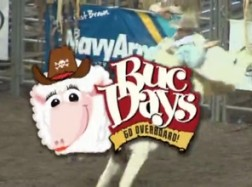 Buc Days PRCA Rodeo