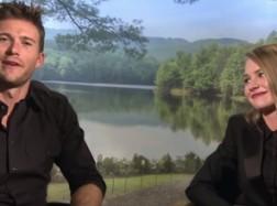 The Longest Ride Film Q&A with Scott Eastwood & Britt Robertson