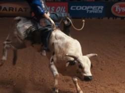 "The Longest Ride ""Bull Riding Lesson"""
