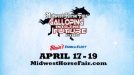Midwest Horse Fair: Galloping into the Future 2015
