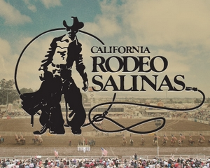California Rodeo Salinas 2015