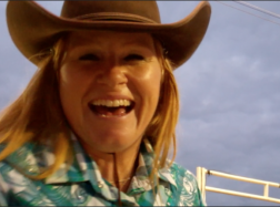 Alberta's Lisa Zachoda Fastest on Friday at Cloverdale