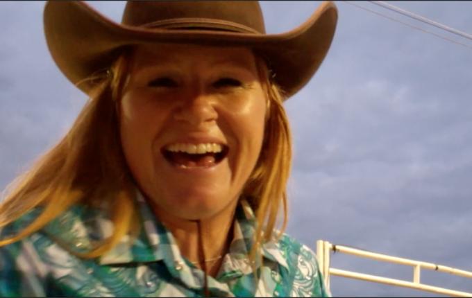 Alberta's Lisa Zachoda Fastest on Friday at 2015 Cloverdale Rodeo
