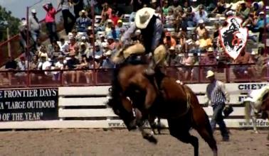2015 Cheyenne Frontier Days – Day One Highlights