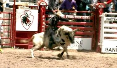 2015 Cheyenne Frontier Days – Day Three Highlights