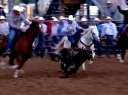 2015 Sheridan WYO Rodeo Round 1 Highlights