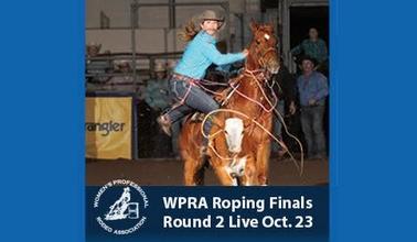 2015 WPRA Roping Finals
