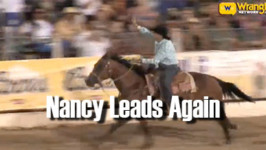 Nancy Hunter on Top Again at 2015 Caldwell Night Rodeo
