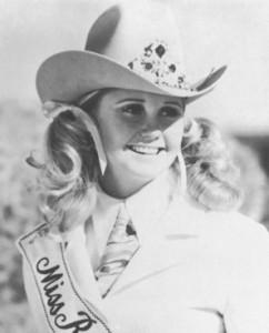 Pam (Martin) Minick; Credit - Miss Rodeo America, Inc.