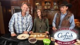 Cookin' with Catfish – Catfish Quesadillas
