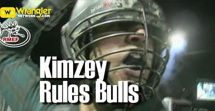 Sage Kimzey Wins 2015 Xtreme Bulls