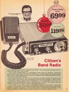 cb radio ad