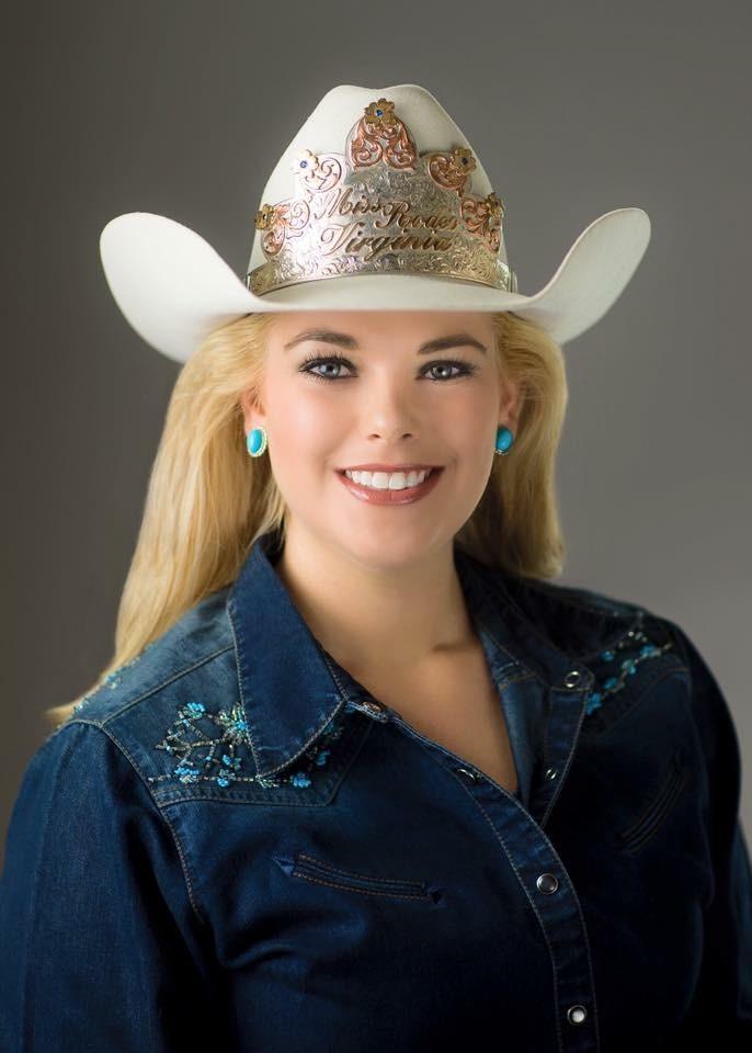 Miss Rodeo America Virginia 1