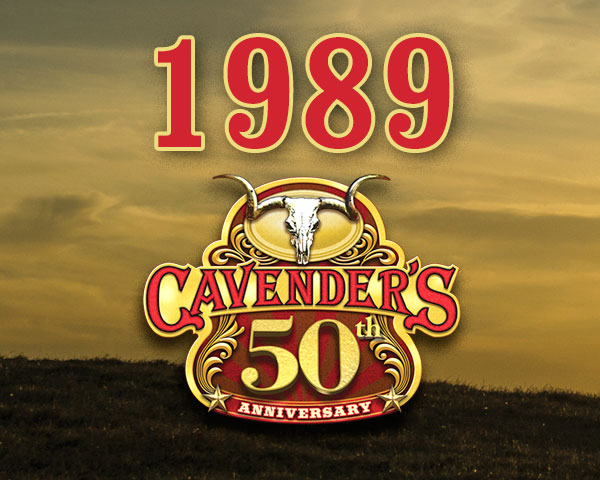 50 Years Of Living Western Brought To You By Cavender S