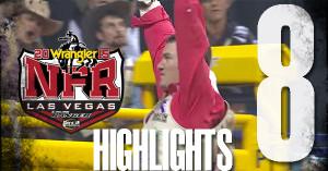 WNFR Highlights - Day 8