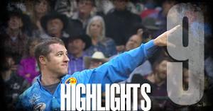 WNFR Highlights - Day 9